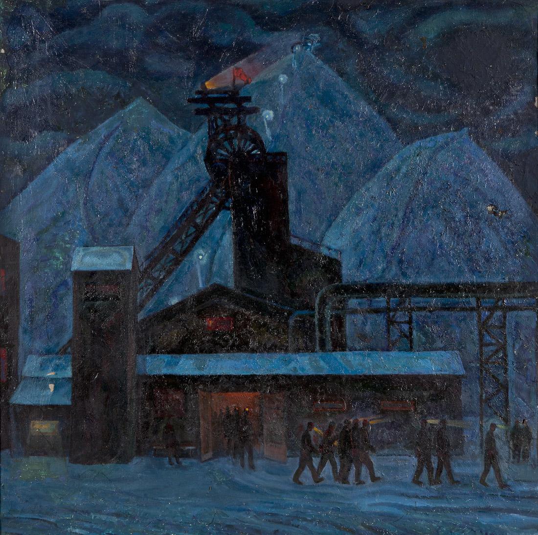 Ночная смена - Семиволос В.Ф.