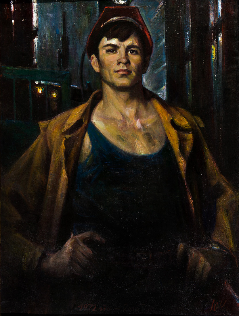 Young mine-worker - Komendant Y.