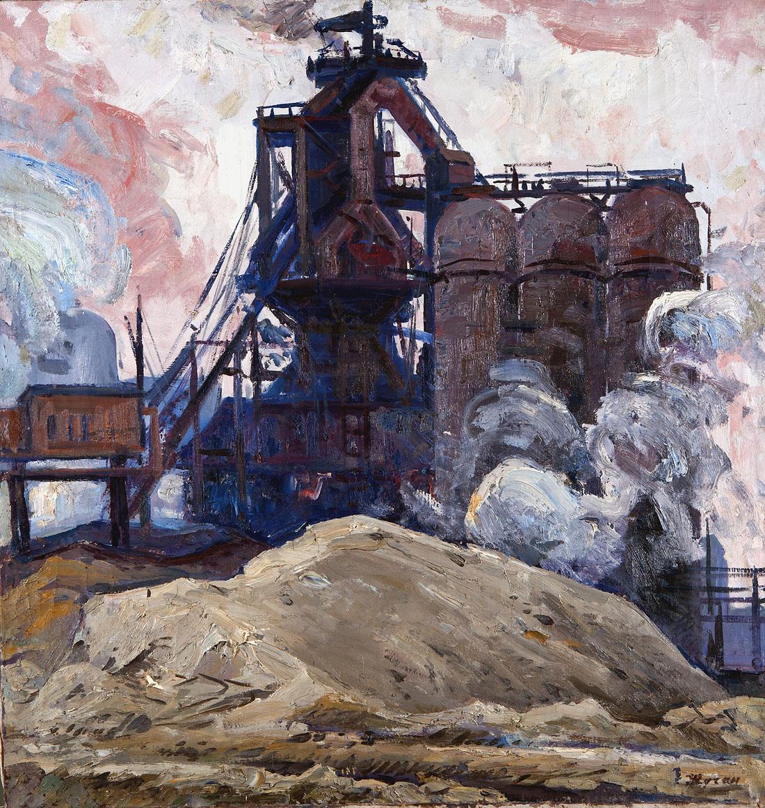 Blast furnace - Zhugan V.