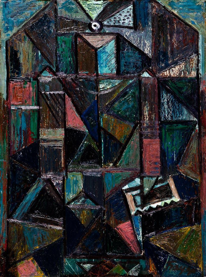 Cubic miner - Bauer W.