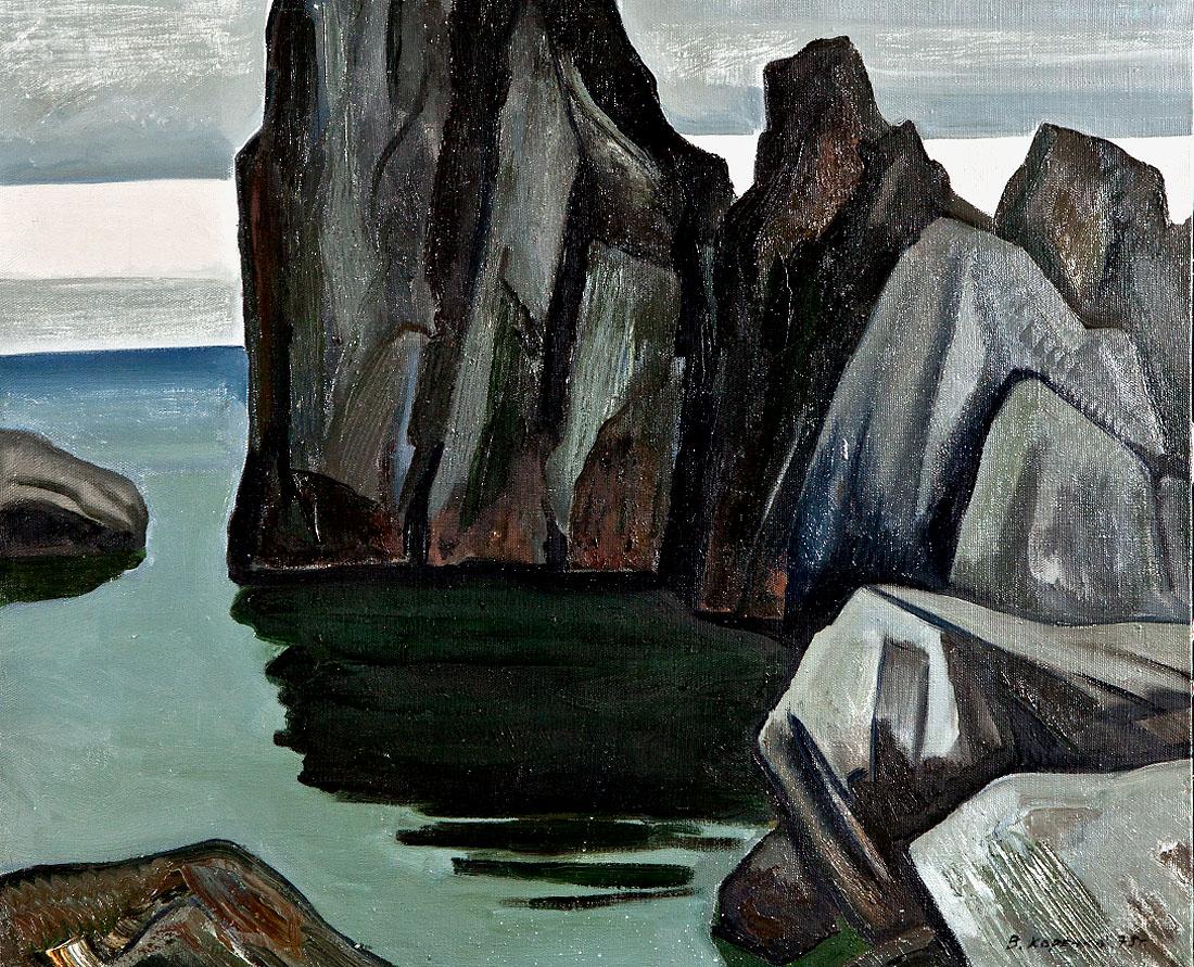 Cliffs - Khorenko V.F.
