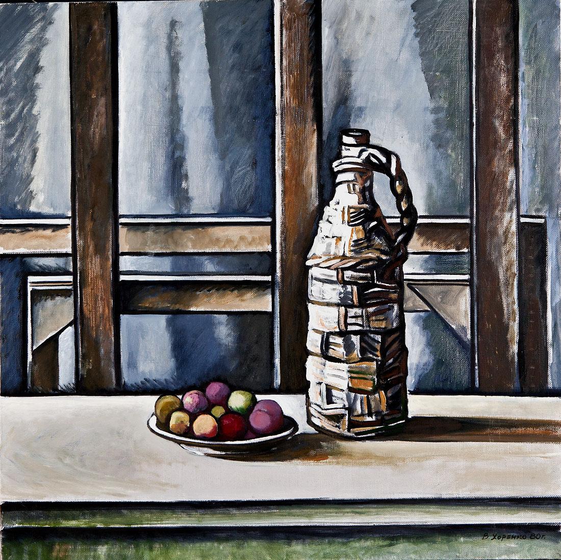 Still life with berries - Khorenko V.F.