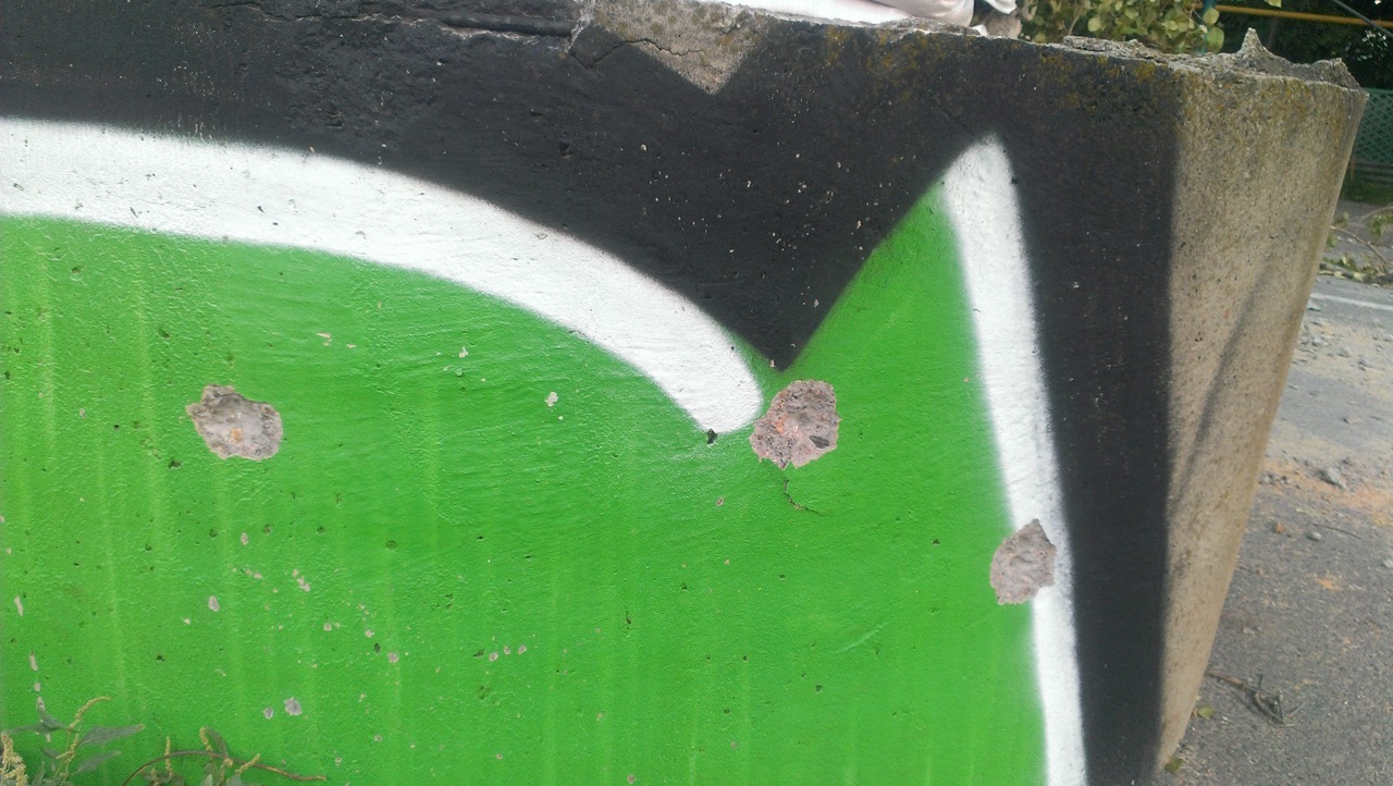Izolyatsia graffiti - APL315