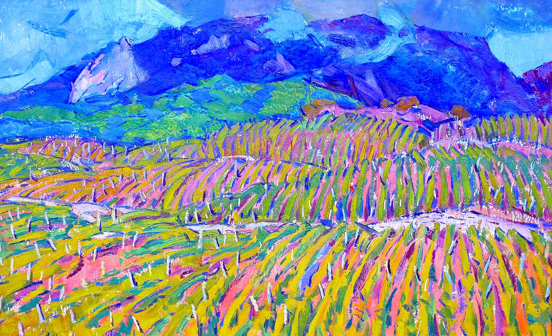 Cat Mountain - В. Чегодар