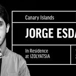 Cultural Manager and Researcher <strong>Jorge Esda</strong> in residence at IZOLYATSIA