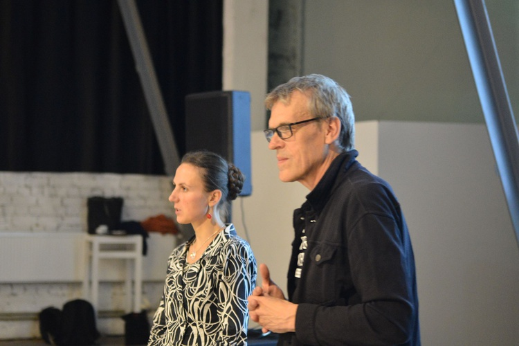 - Piotr Krajewski's lecture <em>On education and exhibition making</em> May 22, 2018
