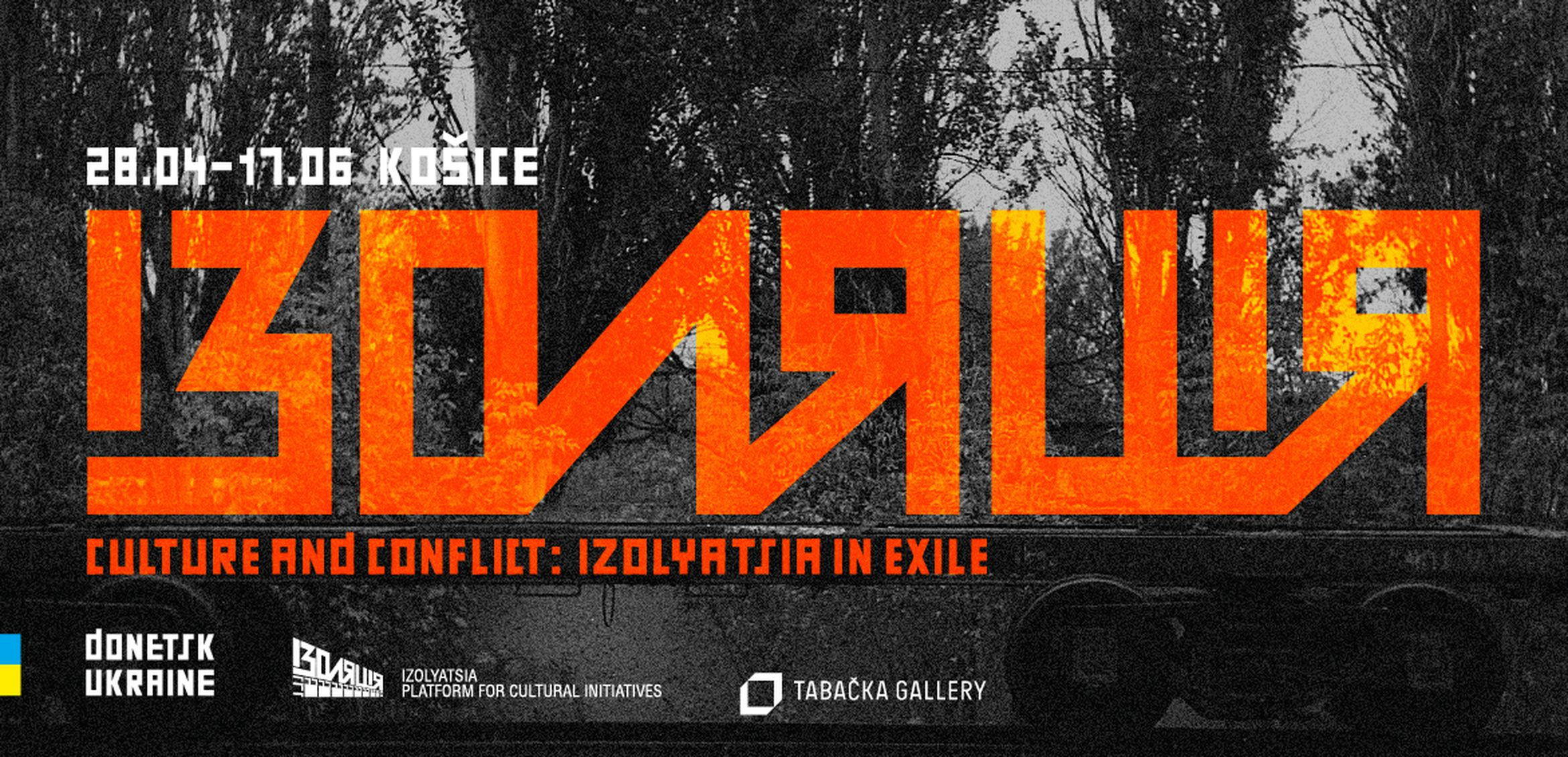 Culture and Conflict exhibition in Slovakia