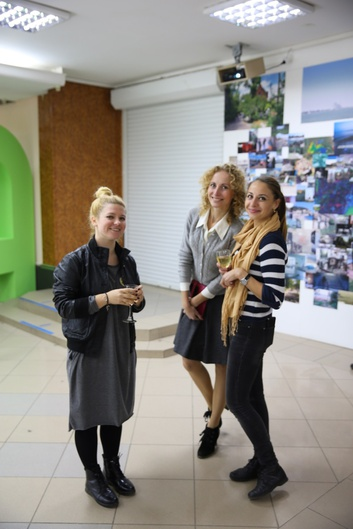 - Mariupol exhibition opening
