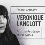 Choreographer <strong>Véronique Langlott</strong> — resident of IZOLYATSIA