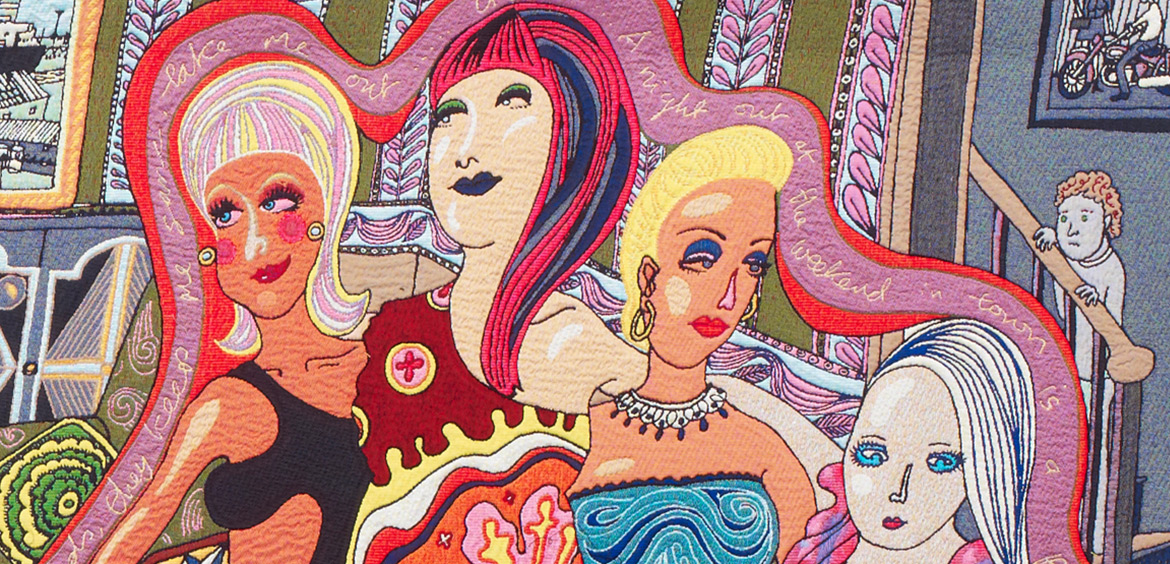 Educational programme of Grayson Perry's <em>The Vanity of Small Differences</em>