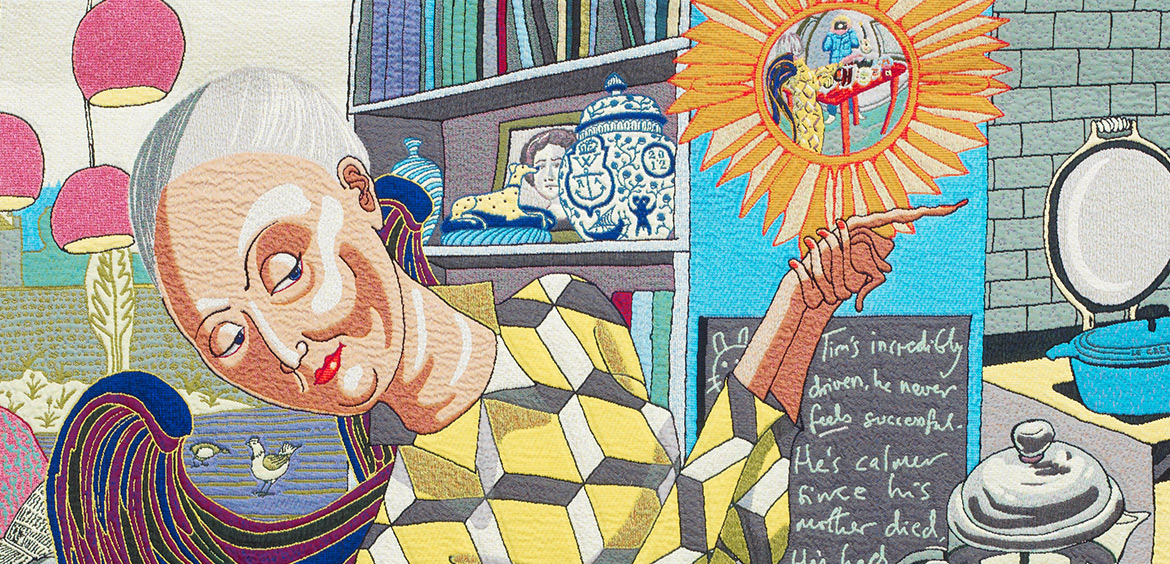 Grayson Perry. The Vanity of Small Differences