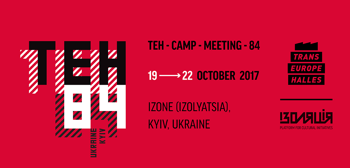 TEH Camp Meeting at IZOLYATSIA